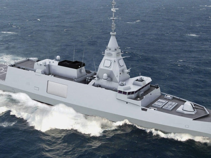 Frigates Greece from NATO allies