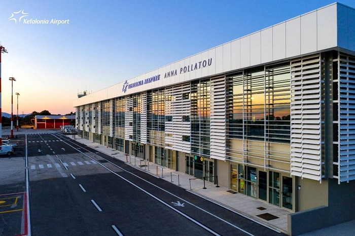 Regional airports Greece