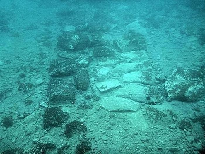 Bronze Age lost city Aegean
