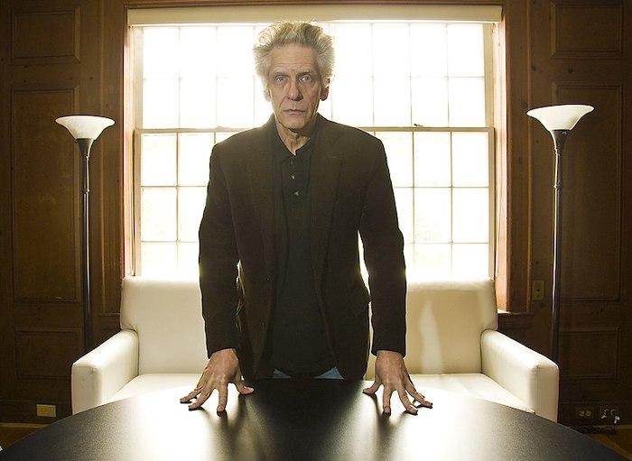 David Cronenberg to shoot in Greece