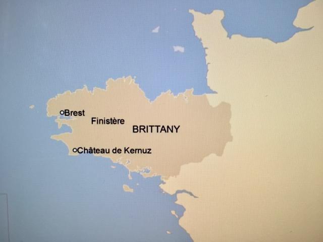 Brittany France Slab