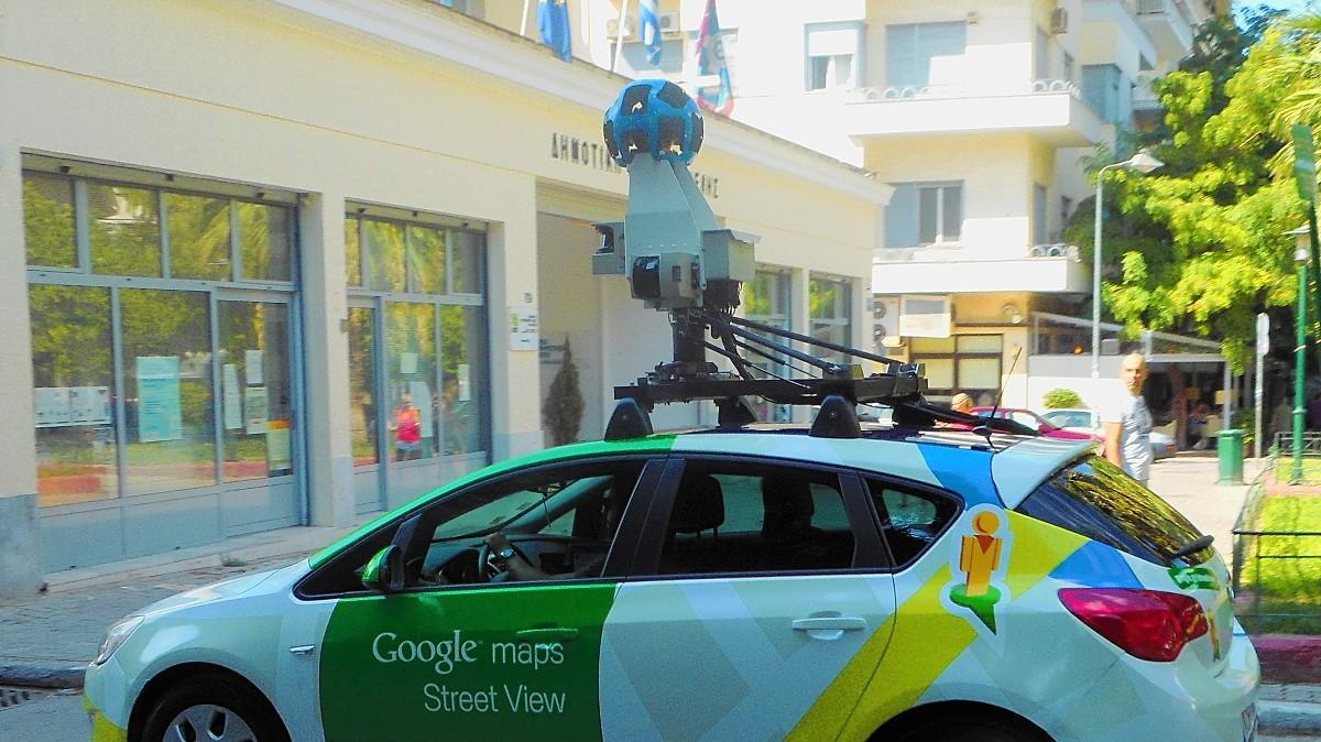 Google Earthquake Technology Greece