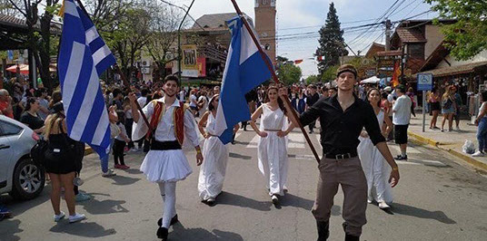 Greek community in Argentina