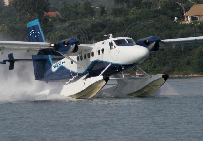 Greece seaplanes