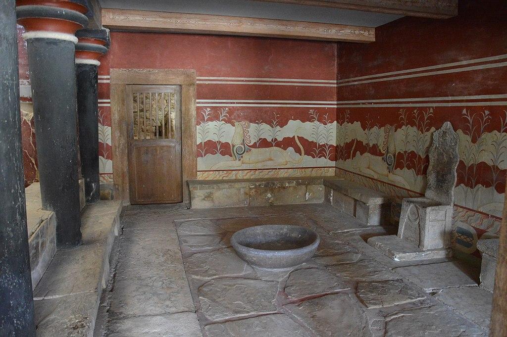 Greek Mythological sites