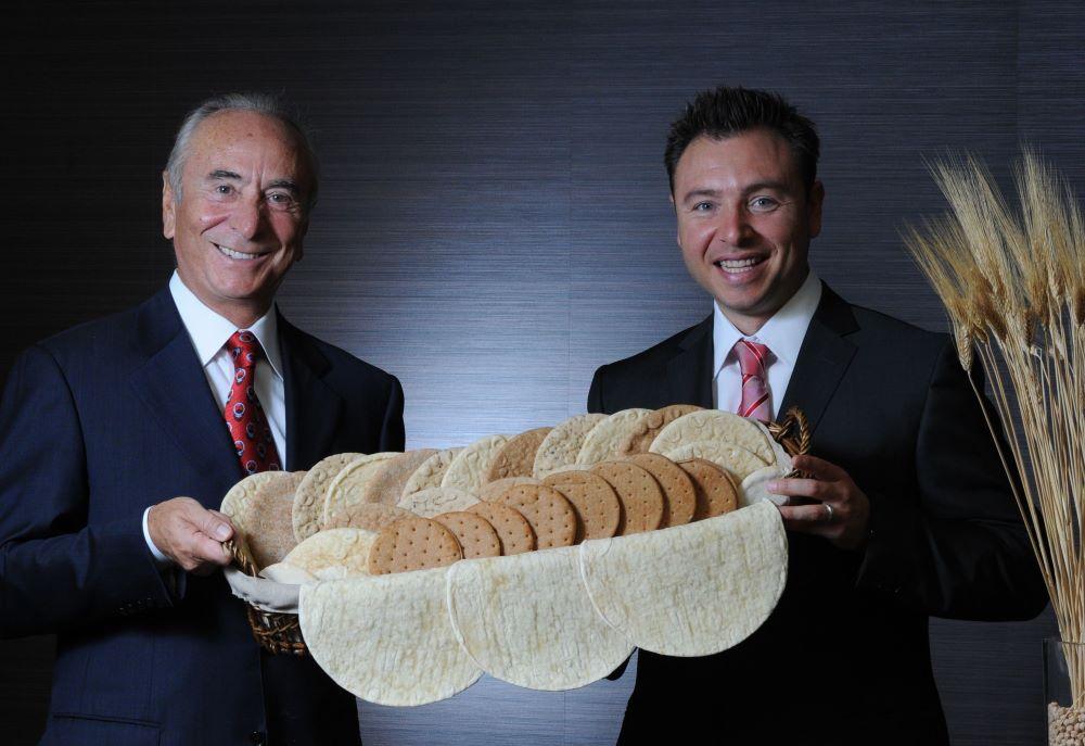 Peter Parthenis Grecian Delight Kronos Mediterranean foods CEO