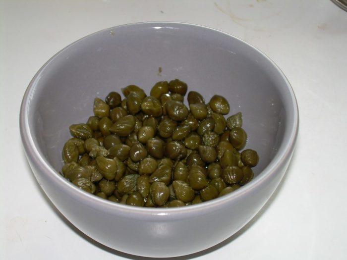 Greek snacks