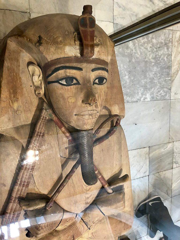 Egypt mummies: Rameses II