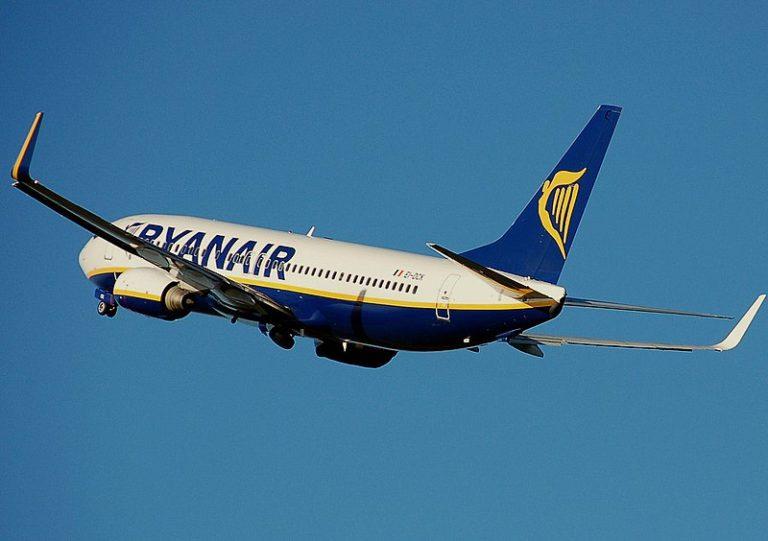 Ryanair Adds 74 New Greek Flights to Summertime Roster