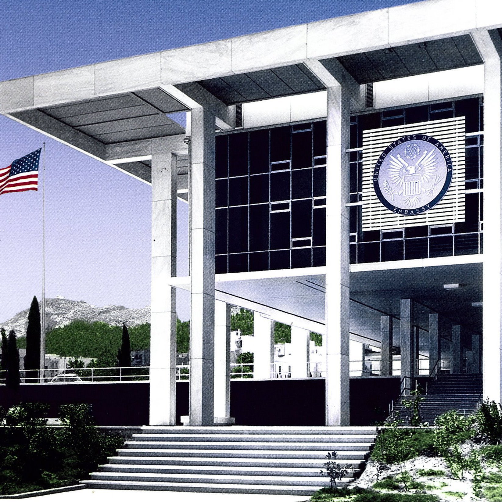 The STEM Stars Greece students competition is funded by the U.S. Embassy in Athens. Credit: Facebook / US Embassy Athens