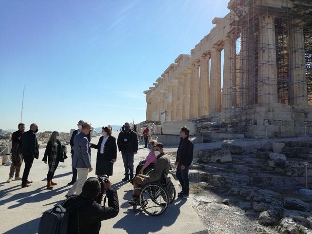 Acropolis disabled