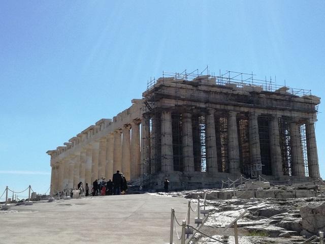 Acropolis safety