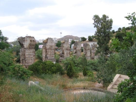 Athens aquaduct