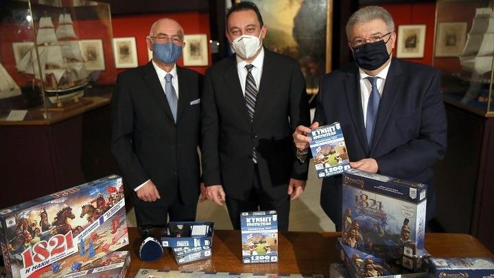 board games diaspora greek war of independence