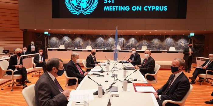 Cyprus talks Geneva