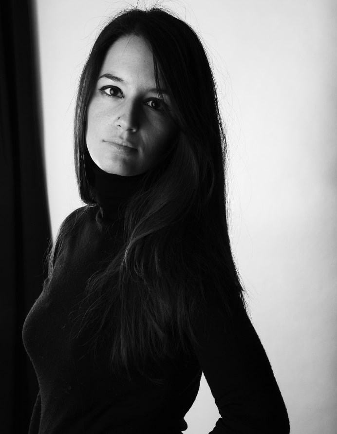 Nevro brand owner Eleanna Tabouri. Credit: Eleanna Tabouri