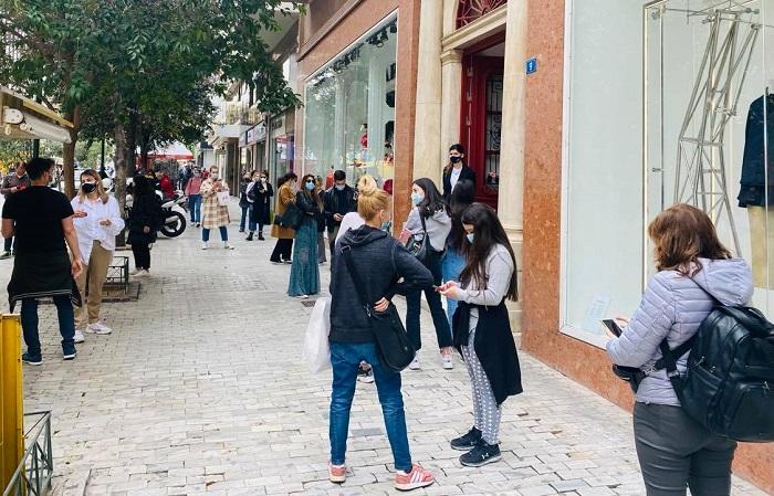 Greece shops