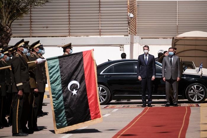 Libya Greece