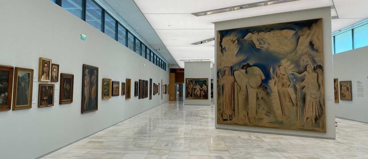 10 Priceless Masterpieces in the National Gallery of Greece