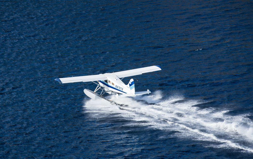Greek Seaplane flight, Greece