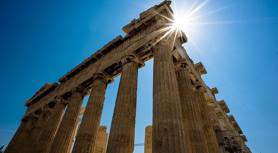 Ancient Greek Temples, Athenian Acropolis