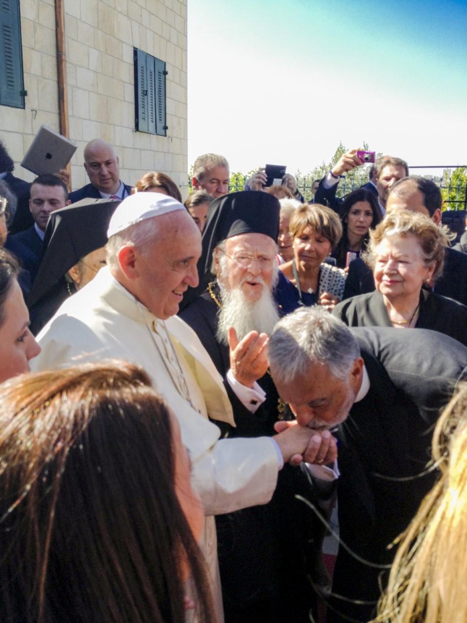 Ecumenical Patriarch Bartholomew Foundation