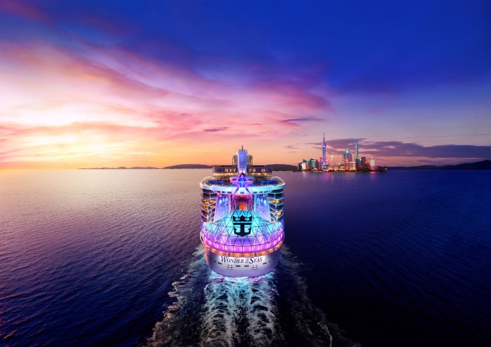 Royal Caribbean Reveals Amazing New Supersized Cruise Ship