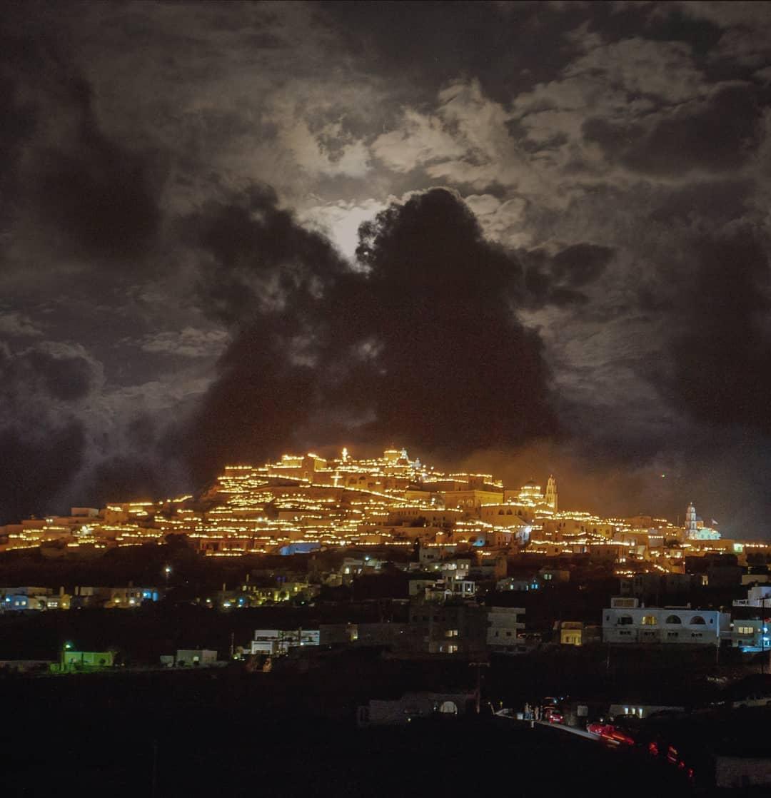 Santorini Easter