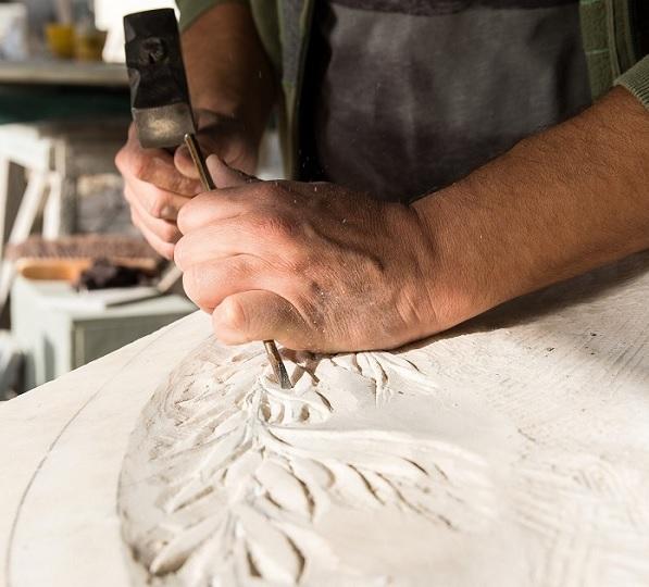 Marble art Tinos
