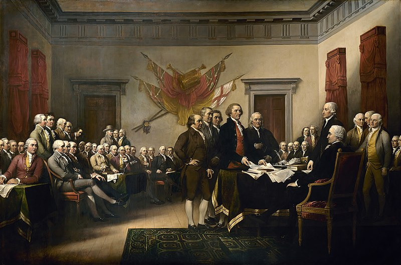 Declaration of Independence (1819)