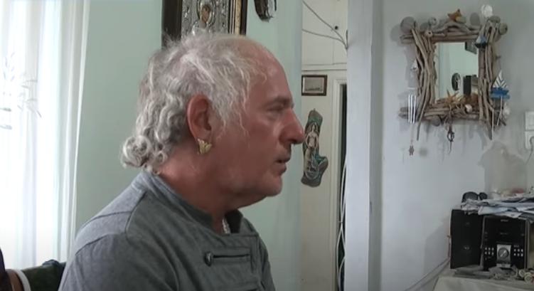 Transgender Greek Dimitri Kalogiannis
