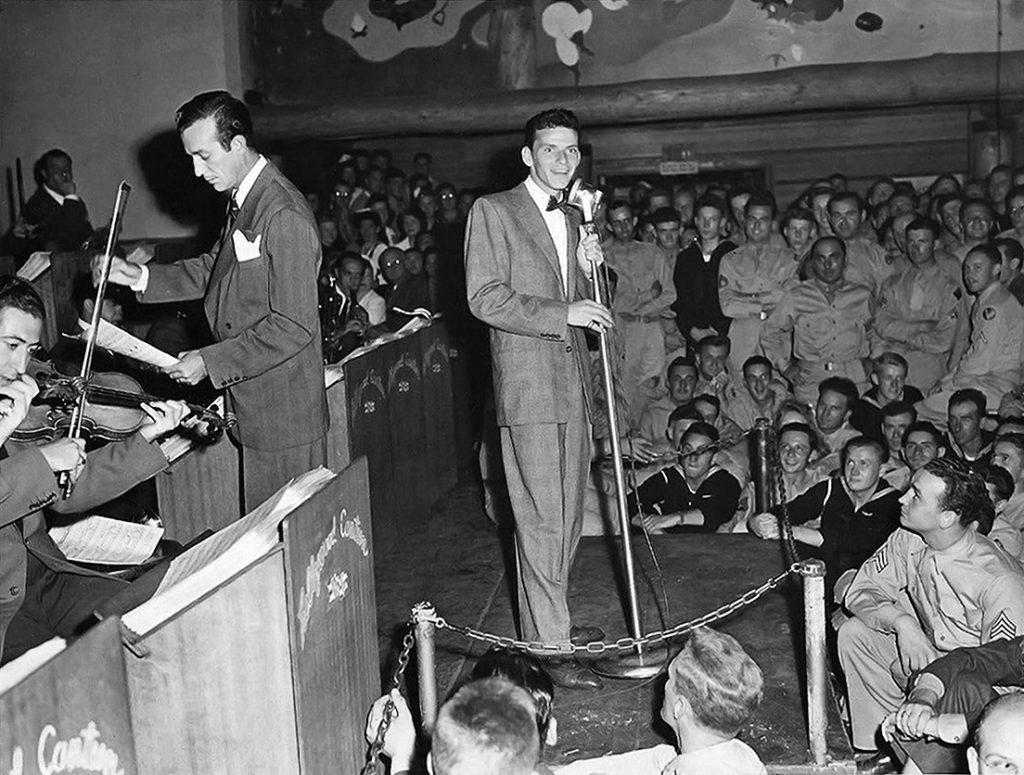 Sinatra au revoir athens