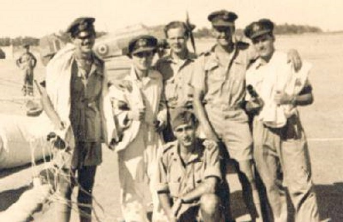Greek pilot Georgios Plionis