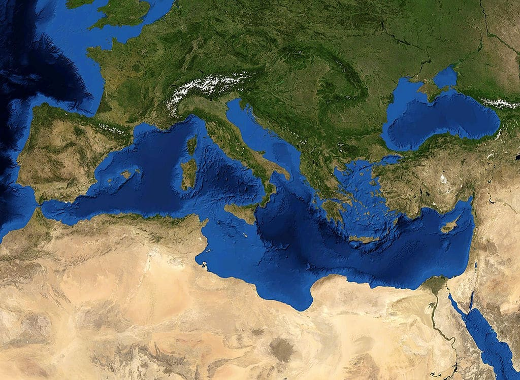 Med from space