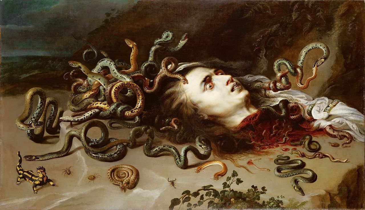 Medusa, the Most Fearsome Goddess of Greek Mythology