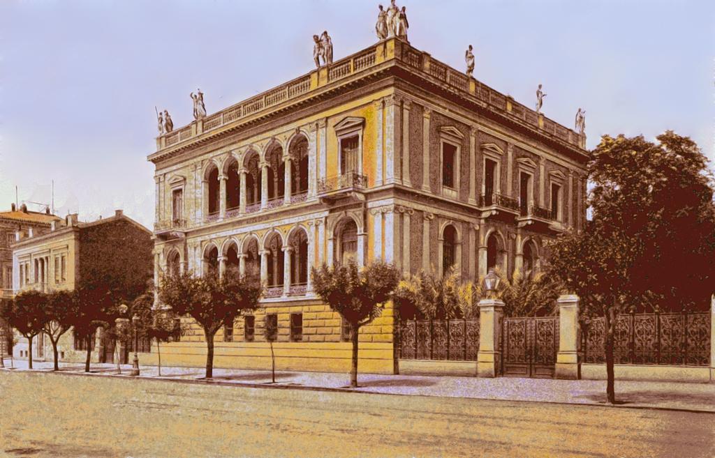 Schliemann mansion