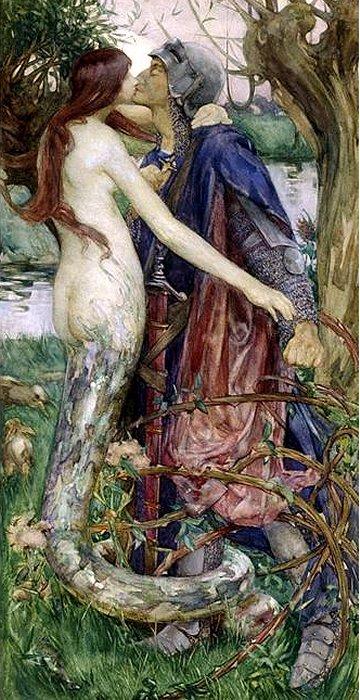 Greek goddess Lamia