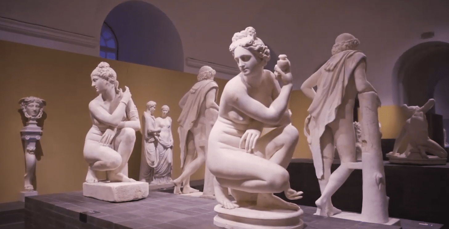 Torlonia Marbles: The World's Largest Display of Greek-Roman Statues Opens