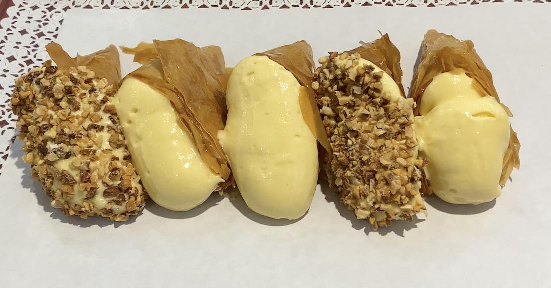 Thessaloniki sweets