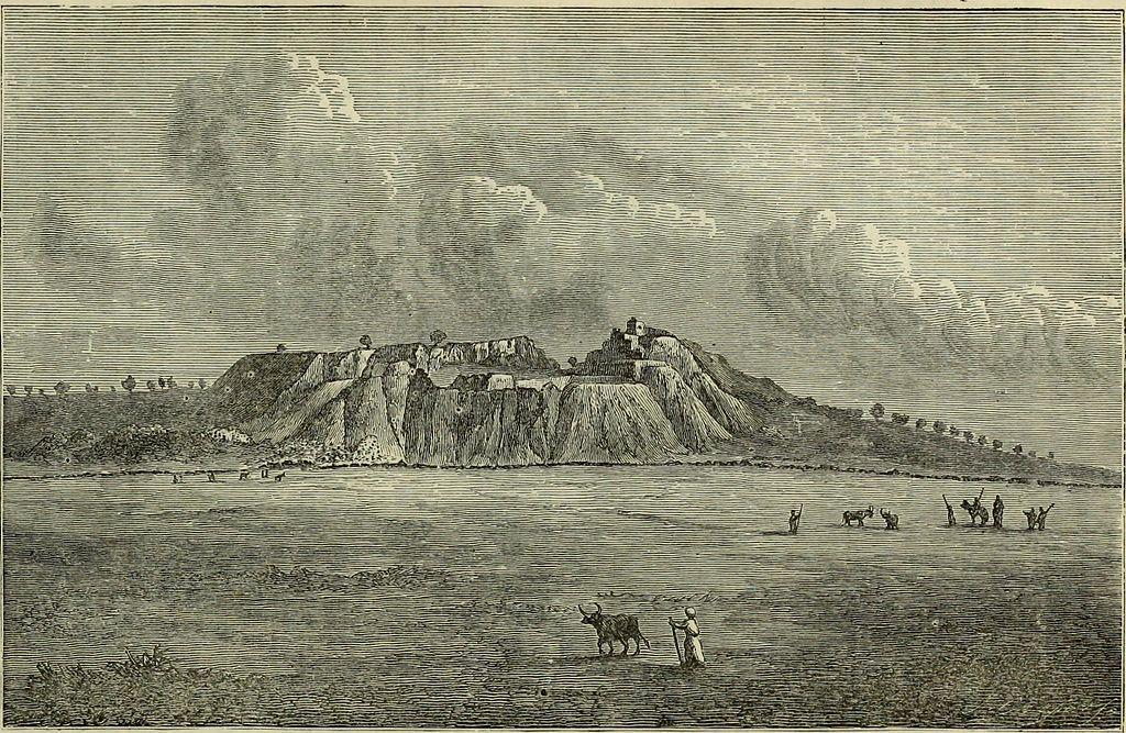 Troy excavations