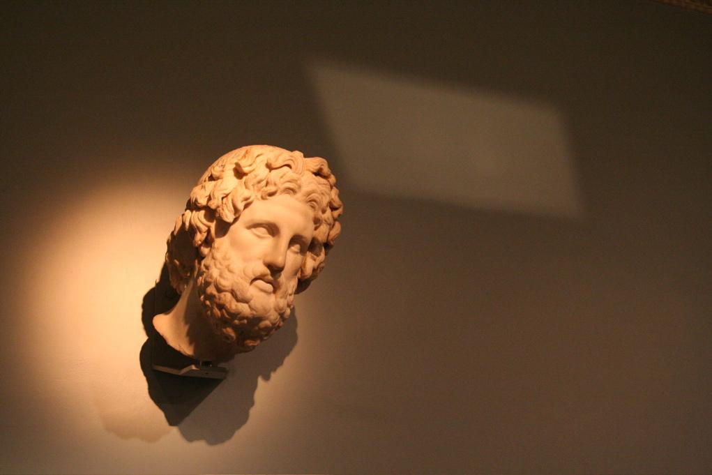 Greek exhibit Australia