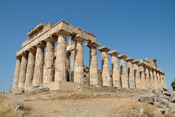 Ancient Greece Disease