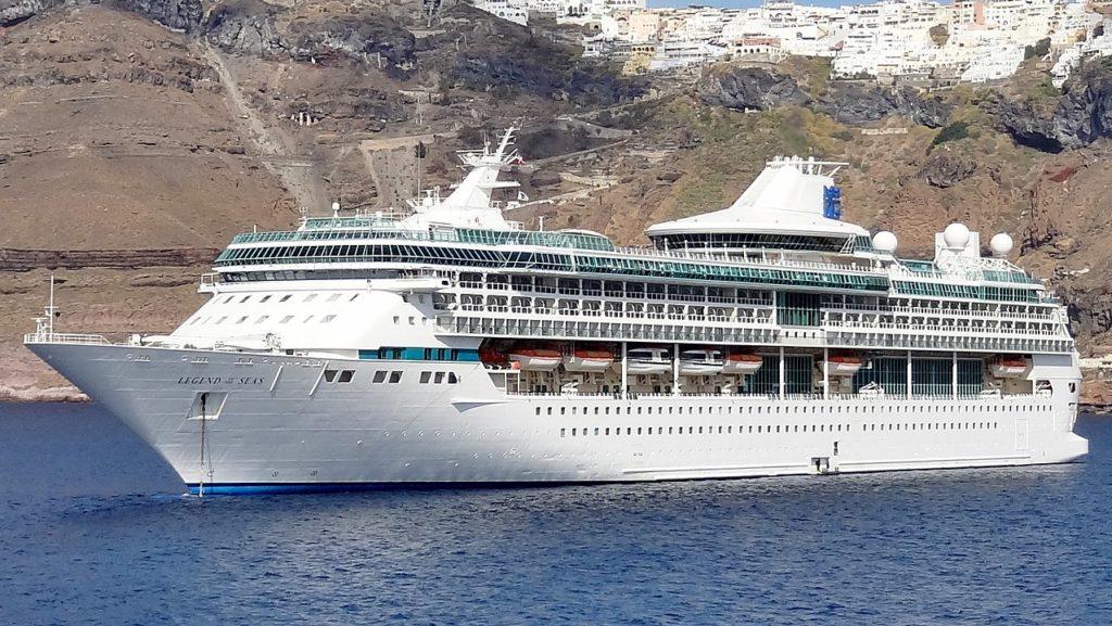 Greek cruise 2021