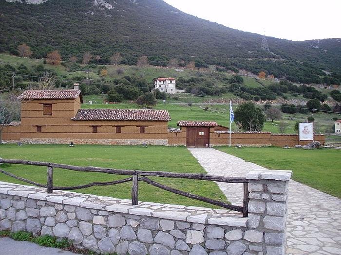 Battle of Gravia Androutsos