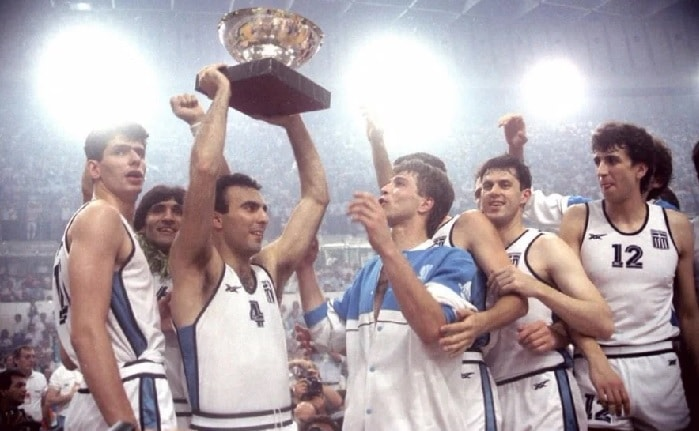 Greek basketball