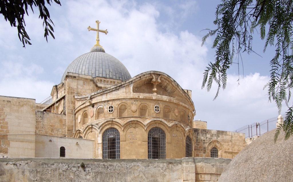 Greek orthodox jerusalem