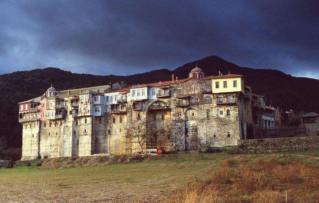 Mount Athos reopen