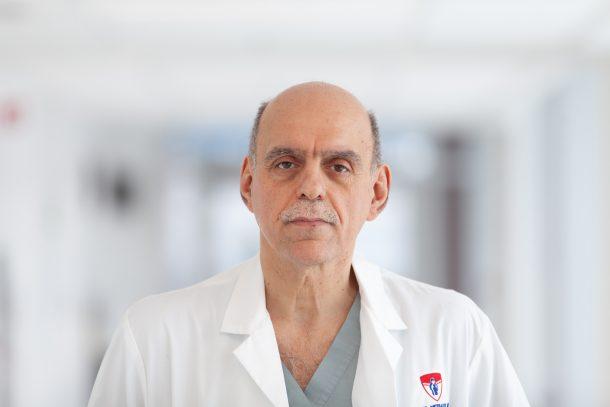 Greek doctor Metrakos