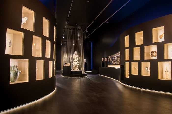 Greek museum