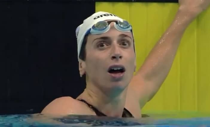 Ntountounaki is First Greek Woman Swimmer To Win European Gold